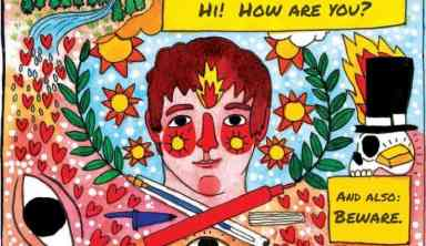 Scott McClanahan wants to put a curse on you (and talk about Daniel Johnston)