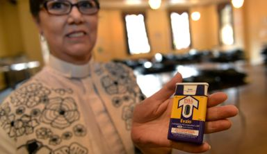 WV bishop asks Episcopal churches to carry naloxone