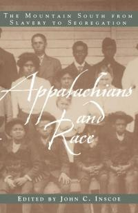 Appalachians and Race book cover.