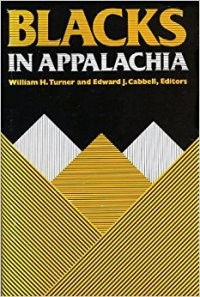 Blacks in Appalachia book cover.