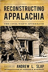 Reconstructing Appalachia book cover.