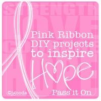 Pink Ribbon DIY Inspiring Hope Blog Hop