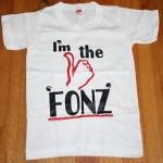 fonz t-shirt