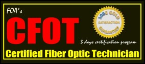CFOT Banner with gold guarantee