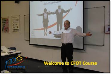 Welcome to CFOT