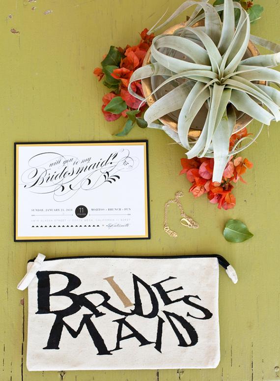 Midcentury modern bridal shower | Bridal shower ideas ...