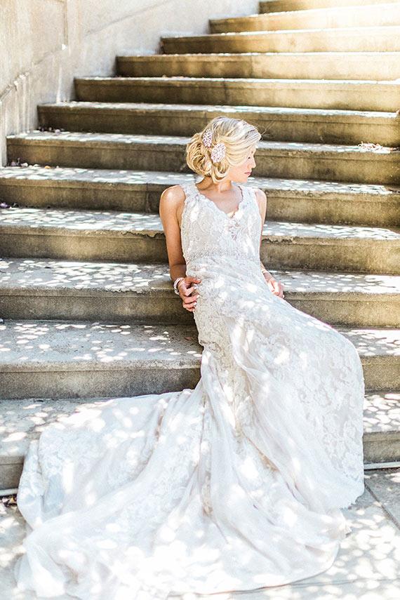 French Victorian Chateau Bridal Fashion Wedding Ideas