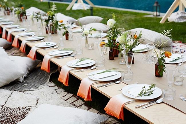 Uitzonderlijk Feest styling | Feestje in de tuin • Stijlvol Styling | Lifestyle  DM16
