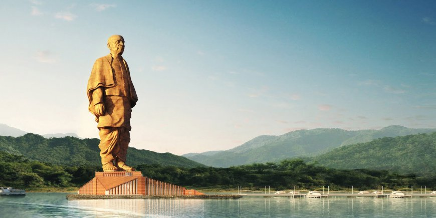 Statue of Unity, Narmada Tent City Tour Package, Gujrat