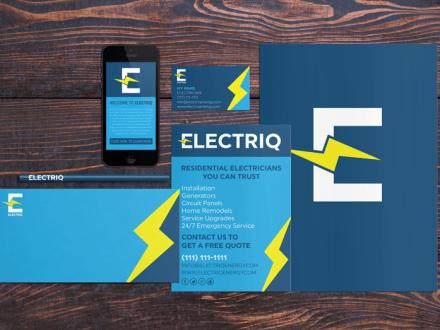 Electriq-Branding