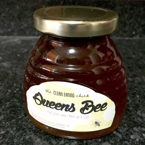 Queens Bee Honey