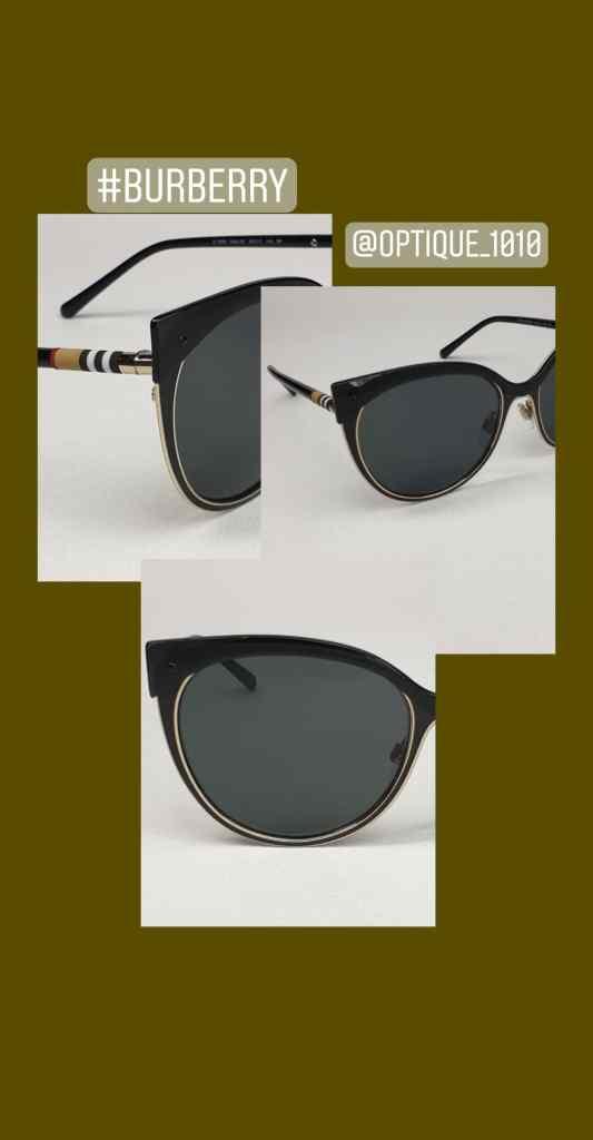 BURBERRY- Louez vos lunettes de soleil chez OPTIQUE 10/10 Fâches-Thumesnil