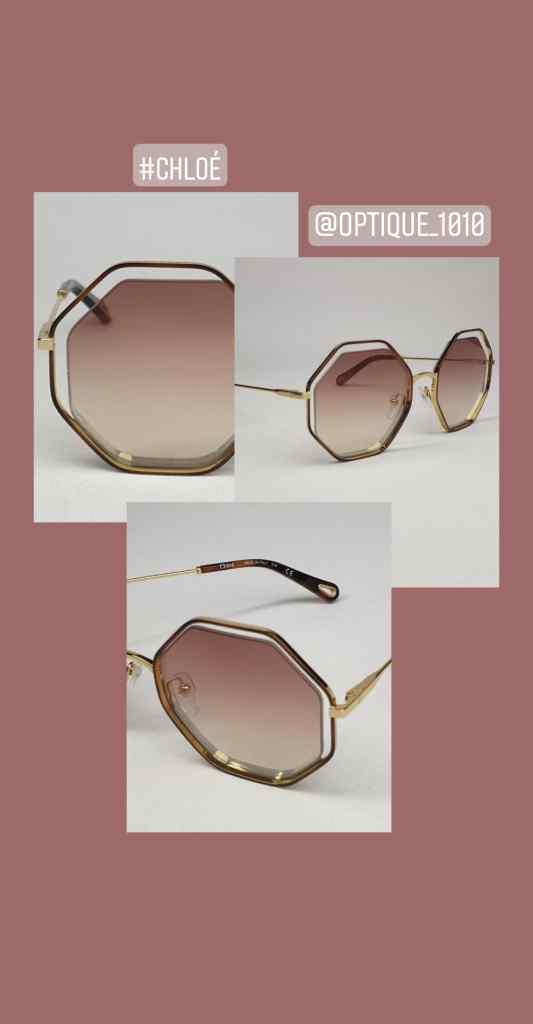 CHLOE-Louez vos lunettes de soleil chez OPTIQUE 10/10 Fâches-Thumesnil