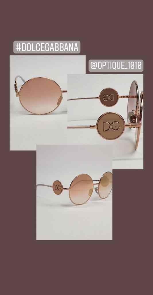 DOLCE&GABBANA-Louez vos lunettes de soleil chez OPTIQUE 10/10 Fâches-Thumesnil
