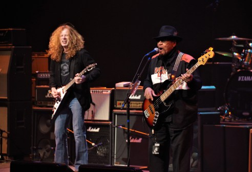 Experience Hendrix - Madison WI - 032019 (58) - Dave Mustaine - Buddy Cox