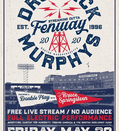 Dropkick Murphys  Streaming Outta Fenway