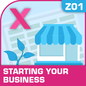 Z01-Starting Your Business, Starting Your Business, Business Planning, Building your Business, Starting Your Business, Starting Your Business excel
