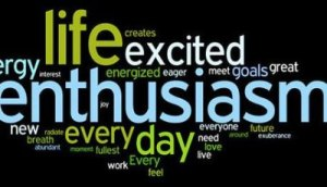 Enthusiasm vs Excitement