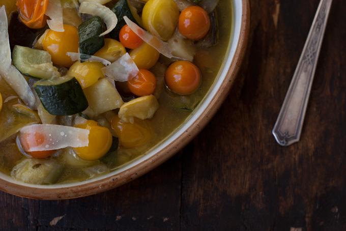 Summer Vegetable Cianfotta