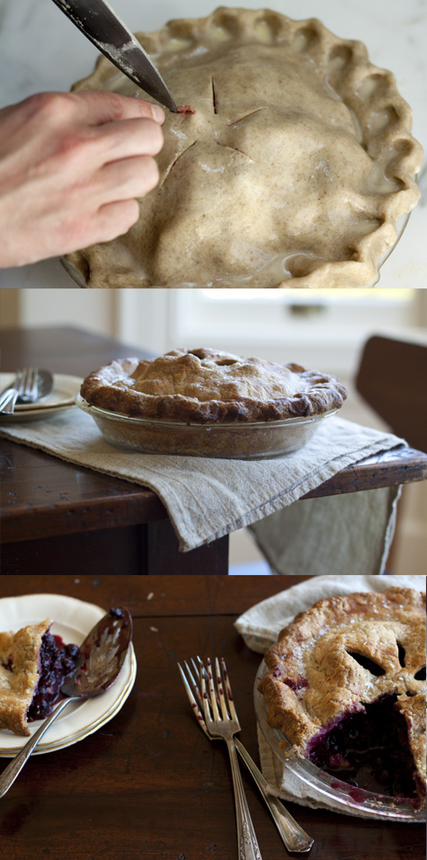 Berry Pie Recipe