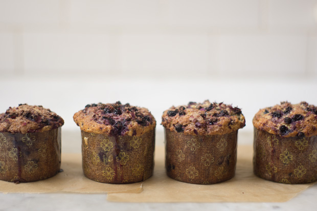 Buttermilk Berry Muffin Recipe