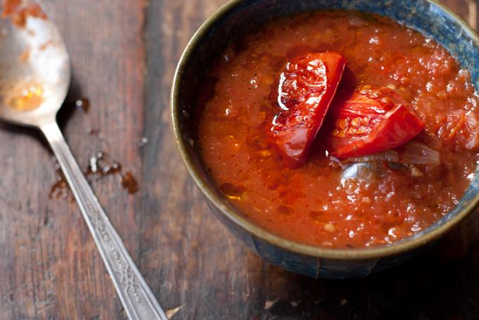 Roasted Tomato Soup Recipe 101 Cookbooks