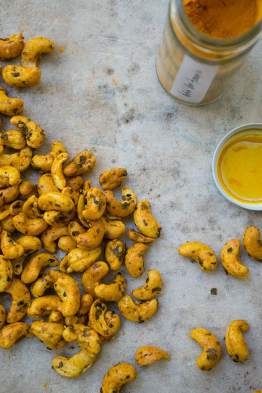 10 Turmeric Boosted Recipes + Giveway