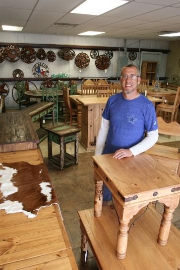 Rustic Furniture Victoria Texas