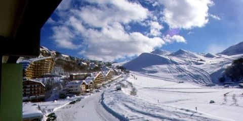 Sulla neve a Prato Nevoso