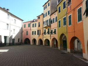 Varese Ligure e il Parco Eolico