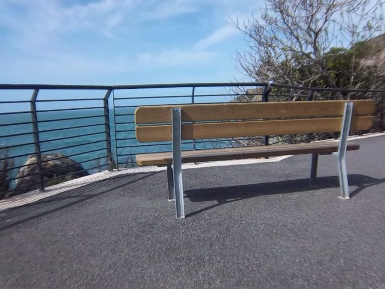 Pista ciclabile Levanto - Bonassola - Framura