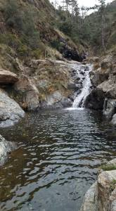 Lago della Tina ad Arenzano