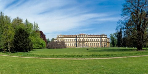 Picnic nella Villa Reale di Monza