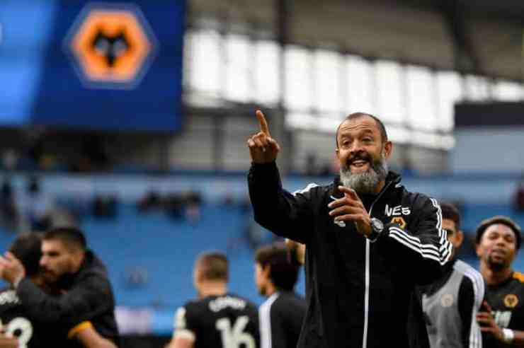 Wolves boss Nuno Santo responds to Tottenham links