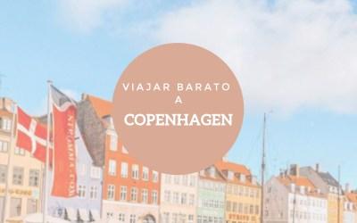 Viajar barato a Copenhague