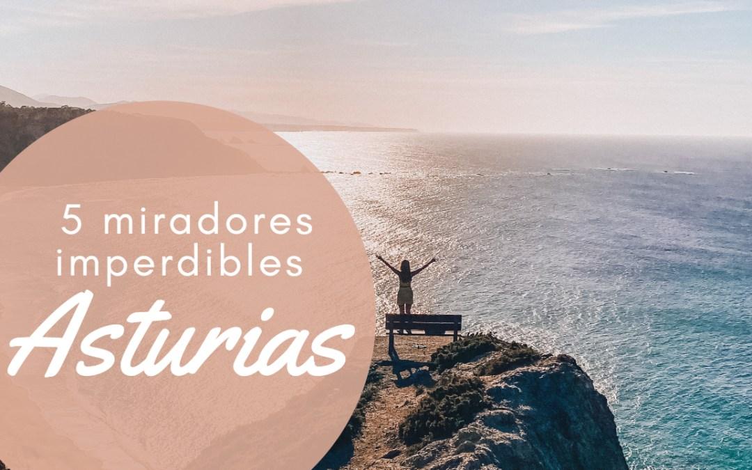 5 + 1 miradores imperdibles de Asturias