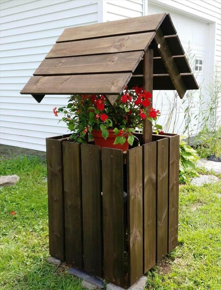 How Build Garden Windmill