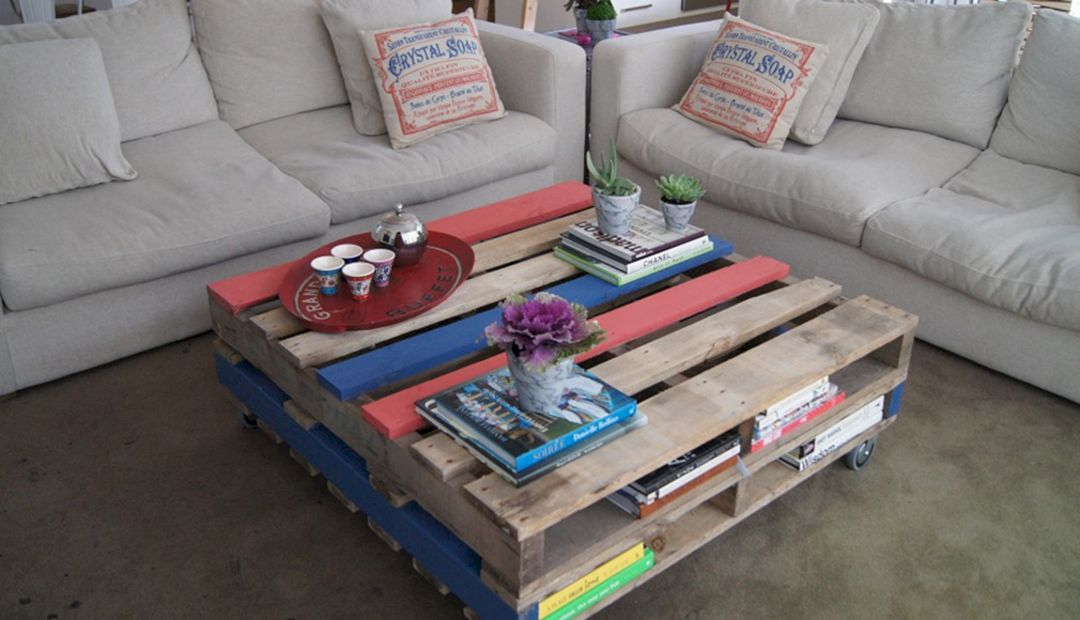 20 Pallet Table Ideas and Designs in 2021