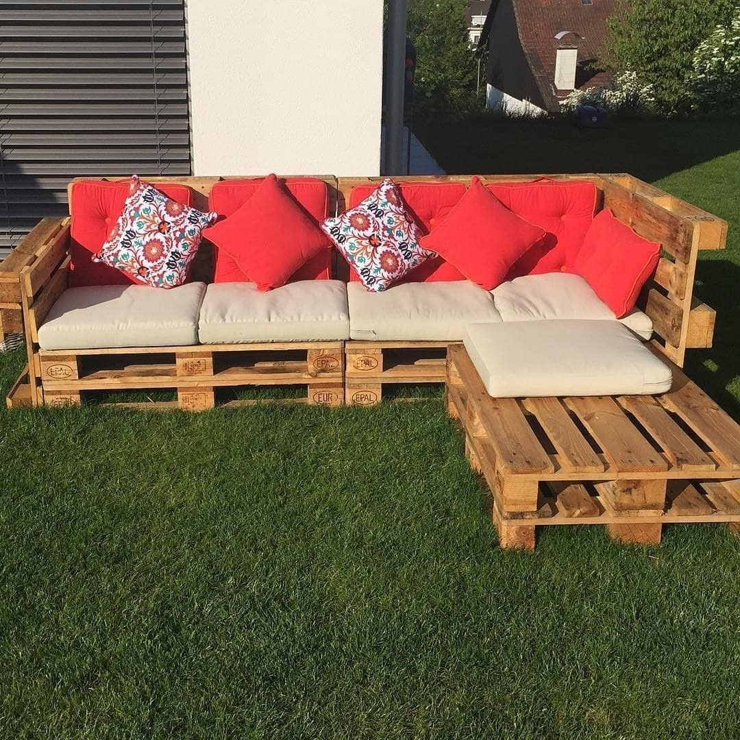 Wonderful DIY Pallets Bench Projects