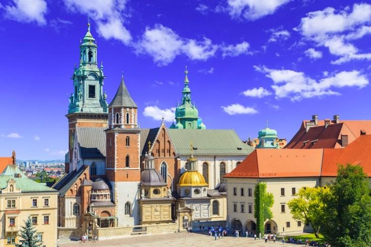 Catedral Wawel de Cracovia, visitas, horario, precio y dirección ...