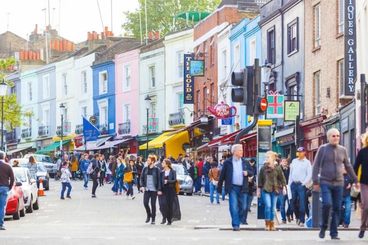 Mercado de Portobello de Londres, visitas, horarios y dirección ...