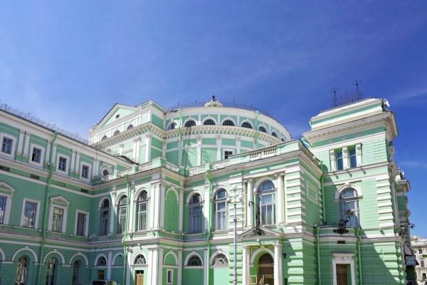 Teatro Mariinsky San Petersburgo, ballet y ópera - 101viajes