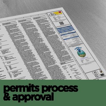 Architect Permits Approval 10 84 Studio