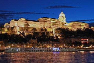 Il Castello di Buda a Budapest