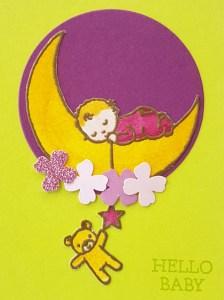 Moon Baby Madeleine 2