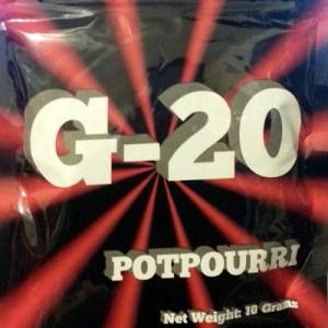 G20 Herbal Incense