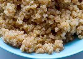 Gain muscle Fast. 10 pounds in 30 days! Eat Quinoa for breakfast.