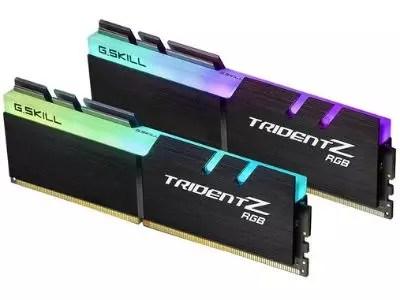 G. SKILL Trident Z RGB Series F4-3000C16D-16GTZR