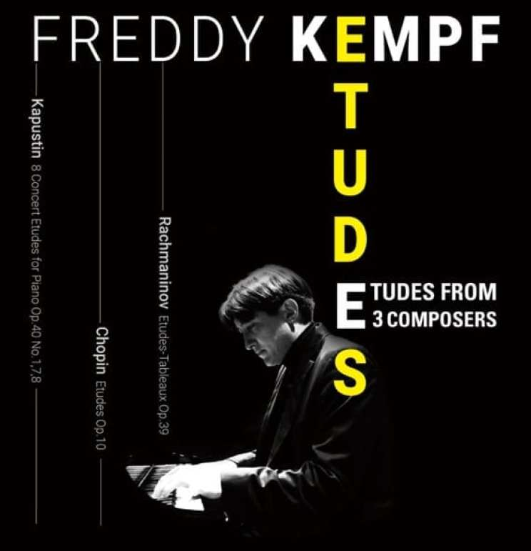 Freddy Kempf What's On July Seoul 2018