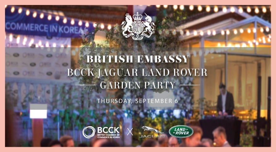 10 Business Networking Events in September BCCK Jaguar Land Rover Garden Party